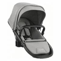 Vaikiško vežimėlio sėdynė Nuna DEMI Grow Sibling Seat - Frost Carts for the kids and their accessories