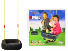 Vaikiškos supynės - padanga Žaidimų aikštelės