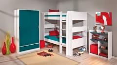 Vaikų kambario komplektas Kidz II