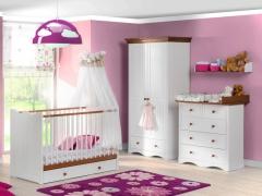 Vaikų kambario komplektas Princessa 1