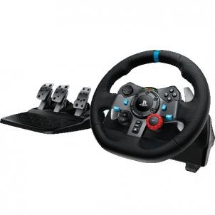 Vairalazdė G29 Driving force PS3/4 Žaidimų konsolės ir priedai