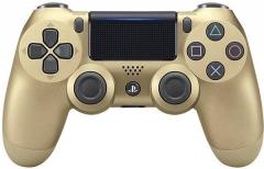 Vairalazdė Sony Dualshock4 V2 Wireless Controller gold Žaidimų konsolės ir priedai