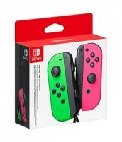 Vairamentė Nintendo Switch Joy-Con Pair Green & Pink Žaidimų konsolės ir priedai