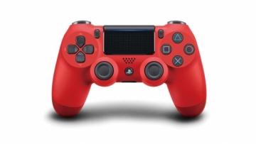 Vairamentė PS4 Dualshock 4 - Magma Red v2 Žaidimų konsolės ir priedai