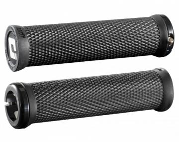 Vairo rankenėlės ODI Elite Motion V2.1 Lock-On, Black/Black .
