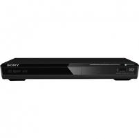 Vaizdo grotuvas Sony DVD Player DVPSR170B JPEG, MP3, MPEG-4, WMA, AAC and Linear PCM, Vaizdo grotuvai