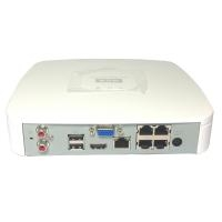 Vaizdo įrašymo įrenginys NVR Dahua NVR4104 4CH 5/3/2MP 80Mbps Vaizdo įrašymo įrenginiai