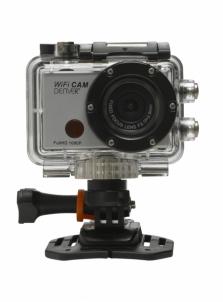 Vaizdo kamera Denver AC-5000W MK2 silver Vaizdo kameros