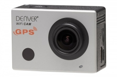 Video camera Denver ACG-8050W MK2 silver/black The video camera