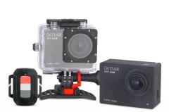 Video camera Denver ACT-8030W black The video camera
