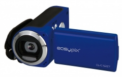 Vaizdo kamera Easypix DVC5227 Flash Royalblue 23001 Vaizdo kameros