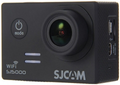 Video camera SJCAM SJ5000 WiFi black The video camera