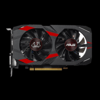 Vaizdo plokštė ASUS Cerberus GeForce GTX 1050 Ti OC ,4GB GDDR5, DP/HDMI Video karte