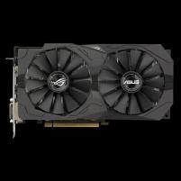 Vaizdo plokštė ASUS Radeon ROG Strix RX 570 Gaming, 4GB, DVI*2, HDMI, DP
