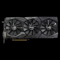 Vaizdo plokštė ASUS Radeon ROG Strix RX 580 Gaming, 8GB, DVI, HDMI*2, DP*2