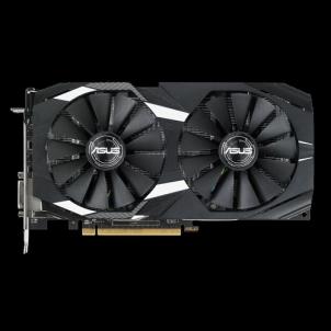 Vaizdo plokštė ASUS Radeon RX 580 Dual series, 4GB GDDR5, HDMI, DVI, DP