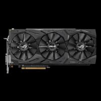 Vaizdo plokštė ASUS ROG STRIX Radeon RX Vega64 8GB OC Edition VR Ready 5K HD Gaming