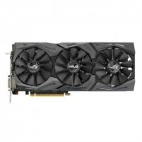 Vaizdo plokštė ASUS STRIX-GTX1070-O8G-GAMING / NVIDIA GeForce GTX 1070 / 256bit / Core 1920MHz / Memo 8000MHz / 8GB GDDR5 / DVI-D / HDMI 2.0 / DP / HDCP