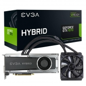 Vaizdo plokštė EVGA GeForce GTX 1070 GAMING, 8GB GDDR5, HYBRID & LED