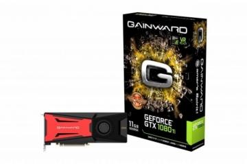 Vaizdo plokštė Gainward GeForce GTX 1080 Ti Golden Sample, 11GB GDDR5X, HDMI/DP/DVI
