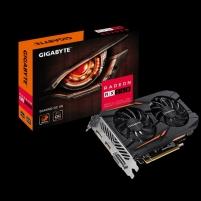 Vaizdo plokštė Gigabyte Radeon RX 560 Gaming OC 4G, 4GB, HDMI/DP/DVI
