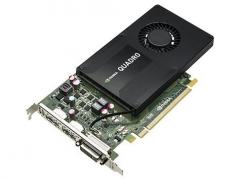 Vaizdo plokštė HP nVidia Quadro K2200 4GB GDDR5 128-bit PCIe x16 Card