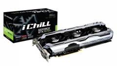 Vaizdo plokštė Inno3D iChill GeForce GTX 1070 Ti X3 V2 ,8GB GDDR5 ,Dual DVI/HDMI/DP (256-bit)