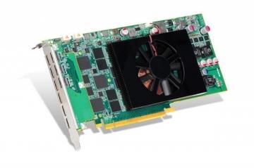 Vaizdo plokštė Matrox C900, 4GB GDDR5, PCIe 3.0 x16, 9x miniHDMI