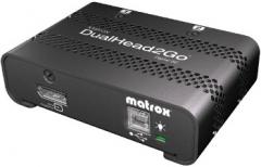 Vaizdo plokštė MATROX DualHead2Go Digital SE, DP, 2xDVI output