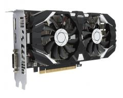 Vaizdo plokštė MSI GeForce GTX 1050 2GT OCV1