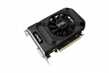 Vaizdo plokštė PALIT GeForce GTX 1050 Ti 4GB StormX DP + HDMI + Dual-link DVI
