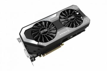 Vaizdo plokštė PALIT GeForce GTX 1080 Jetstream, 8GB GDDR5X (256 Bit), HDMI, DVI, 3xDP