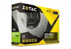 Vaizdo plokštė ZOTAC GeForce GTX 1080 AMP, 2x IceStorm, ExoArmor, 8GB GDDR5X (256 Bit)