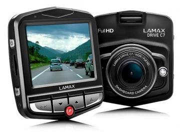 Vaizdo registratorius LAMAX DRIVE C7 Autoregistratoriai