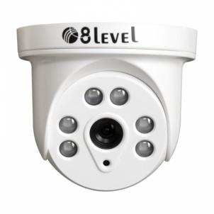 Vaizdo stebėjimo kamera 8level AHD camera 2MP AHD-I1080-363-3 BNC 3.6mm 1080p