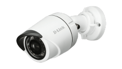 Vaizdo stebėjimo kamera D-Link Vigilance 3-Megapixel Outdoor PoE Mini Bullet Camera