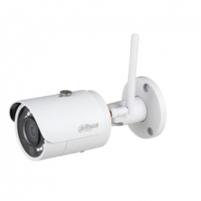 Vaizdo stebėjimo kamera Dahua IP camera IPC-HFW1435S-W Bullet, 4 MP, 2.8mm, IP67, H.265, Micro SD, Max.128GB Vaizdo stebėjimo kameros