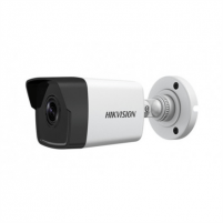 Vaizdo stebėjimo kamera Hikvision IP camera DS-2CD1043G0-IF2.8 Bullet, 4 MP, 2.8mm/F2.0, Power over Ethernet (PoE), IP67, H.264+/H.265+ Videonovērošanas kameras
