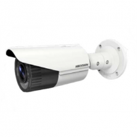 Vaizdo stebėjimo kamera Hikvision IP camera DS-2CD1641FWD-IZ Bullet, 4 MP, 2.8 mm to 12 mm manual/motorized (with-Z) vari-focal lens, Power over Ethernet (PoE), IP67, H.264+/H.264, Micro SD, Max.128GB