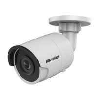 Vaizdo stebėjimo kamera Hikvision IP camera DS-2CD2055FWD-I Bullet, 5 MP, 4mm, Power over Ethernet (PoE), IP67, H.265+/H.264+, Micro SD, Max.128GB