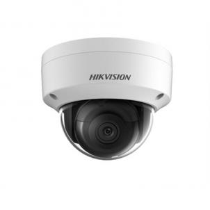 Vaizdo stebėjimo kamera Hikvision IP camera DS-2CD2155FWD-I Dome, 5 MP, 2.8mm, Power over Ethernet (PoE), IP67, IK10, H.265+/H.264+, Micro SD, Max.128GB Vaizdo stebėjimo kameros