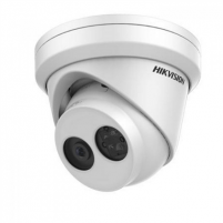 Vaizdo stebėjimo kamera Hikvision IP camera DS-2CD2335FWD-I Dome, 3 MP, 2.8mm, Power over Ethernet (PoE), IP67, IK10, H265+/H.264+, Micro SD, Max.128GB