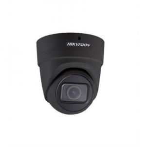 Vaizdo stebėjimo kamera Hikvision IP camera DS-2CD2H43G0-IZS Dome, 4 MP, 2.8-12mm, Power over Ethernet (PoE), IP67, IK10, H.265+, H.265, H.264+, H.264, Micro SD, Max.128GB, Black Vaizdo stebėjimo kameros