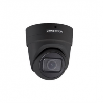 Vaizdo stebėjimo kamera Hikvision IP camera DS-2CD2H43G0-IZS Dome, 4 MP, 2.8-12mm, Power over Ethernet (PoE), IP67, IK10, H.265+, H.265, H.264+, H.264, Micro SD, Max.128GB, Black