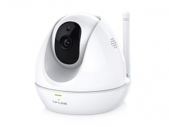Vaizdo stebėjimo kamera TP-Link NC450 HD Pan/Tilt WiFi N300 Cloud IP Camera, 720p, M-JPEG, Two way audio Videonovērošanas kameras