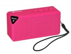VAKOSS Belaidis Bluetooth garsiakalbis su mikrofonu SP-B1824PK Rožinė Kolonėlės