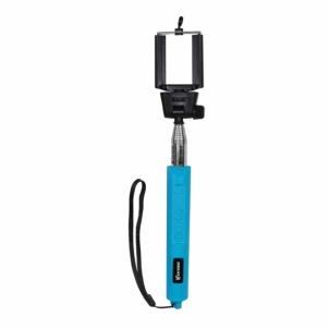 VAKOSS Bluetooth Asmenukių lazda su zoom ST-1653B mėlynas