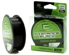 Valas Feeder Concept Distance Black 0.20mm 150m, 0.20 mm