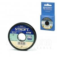 Valas STROFT® GTM 0.24mm 50m, 0.04 mm Zvejas velsiešu cilvēki