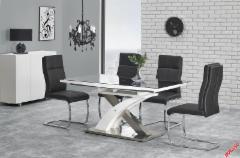 Valgomojo izvelkamais stalas Sandor 2 Ēdamistabas galdi